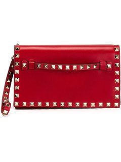 Normal valentino rockstud clutch