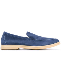 Andrea Ventura - Sailor Loafers - Men - Leather/Rubber - 43