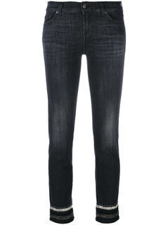 7 For All Mankind - Skinny Fit Trousers - Women - Cotton/Polyester/Spandex/Elastane - 31