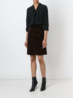 Yves Saint Laurent Vintage corduroy skirt
