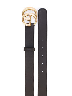Gucci GG signature buckle belt