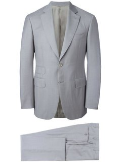 Canali - Two Piece Suit - Men - Cupro/Wool - 48