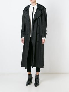 Yves Saint Laurent Vintage long trench coat