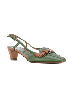 Prada Vintage slingback shoes