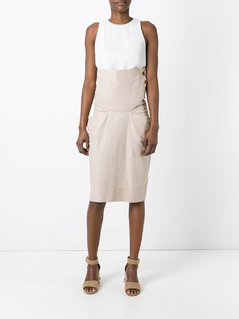 Vivienne Westwood Vintage high waist hexagonal skirt