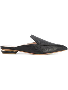 Nicholas Kirkwood Pointed-Toe Loafers