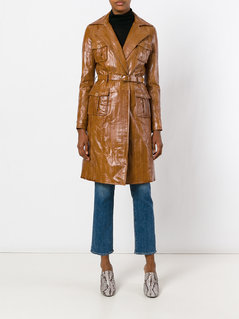 Christian Dior Vintage panelled coat