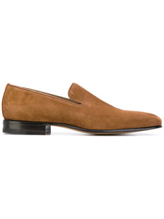 Carvil - Biarritz Loafers - Men - Leather/Suede - 42.5