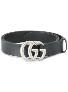 Gucci - Interlocking GG Buckle Belt - Men - Calf Leather - 90