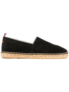Castañer - Classic Espadrilles - Men - Leather/Rubber - 41