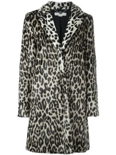 Stella Mccartney 'toti' Faux Fur Coat