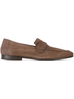 Andrea Ventura - Super Tasca Loafers - Men - Leather - 41.5