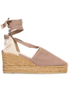 Castañer - Campina Espadrilles - Women - Cotton/Leather/Rubber - 36