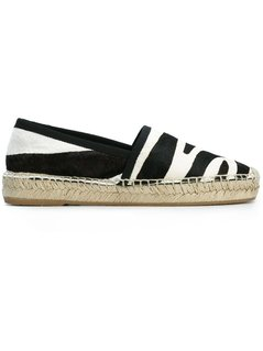 Marc Jacobs - 'sienna' Espadrilles - Women - Leather/Pony Fur/Rubber - 40
