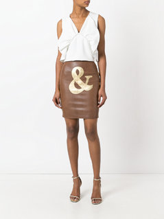 Moschino Vintage Cheap and Chic skirt