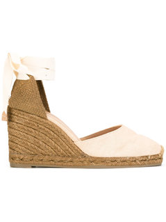 Castañer - Carina Espadrilles - Women - Cotton/Jute/Leather/Rubber - 37