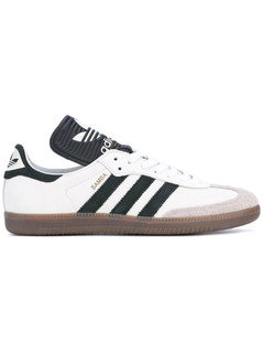 Adidas Originals - Samba Sneakers - Men - Calf Leather/Leather/Rubber - 7.5