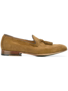 Al Duca D'aosta 1902 - Tassel Slipper Loafers - Men - Leather - 43
