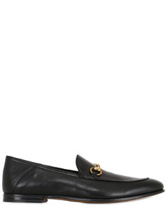 BRIXTON SOFT LEATHER LOAFERS
