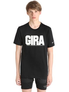 NIKELAB TEAM GIRA DRI-FIT JERSEY T-SHIRT