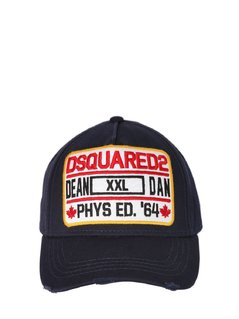 PHYS ED. PATCH CANVAS BASEBALL HAT