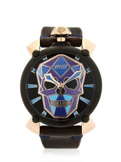 BIONIC SKULL WATCH FOR LVR