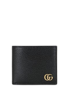 GG MARMONT LEATHER CLASSIC WALLET