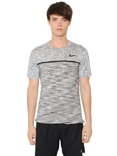 DIMITROV NYLON TENNIS T-SHIRT