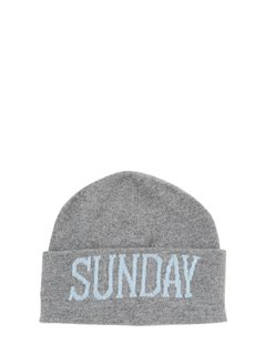 SUNDAY WOOL&CASHMERE KNIT HAT