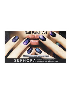 Nail Patch Art
