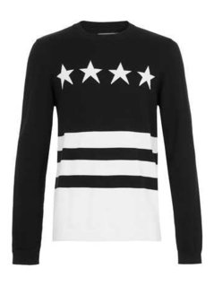 Star And Stripe Jumper