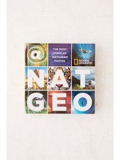 @NatGeo: The Most Popular Instagram Photos Book