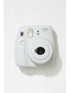 Fujifilm Instax Mini 9 Smokey White Instant Camera