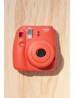 Fujifilm Instax Mini 8 Raspberry Instant Camera