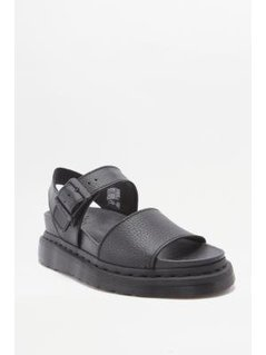 Dr. Martens Romi Black Strap Sandals - Womens UK 6