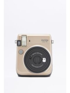 Fujifilm Instax Mini 70 Gold Camera