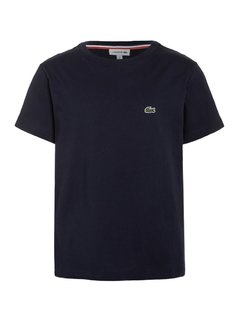Lacoste Tshirt basic navy blue