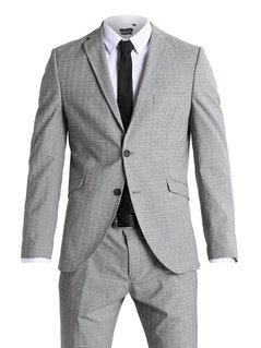 Selected Homme SHDONE TAXELIAS Garnitur grey