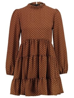 Molly Bracken Sukienka letnia brown