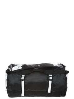 The North Face BASE CAMP Torba sportowa black/white