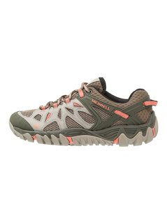 Merrell ALL OUT BLAZE AERO Obuwie hikingowe beige/khaki