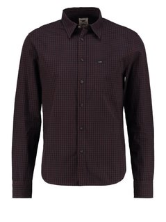 Lee LEE SHIRT SLIM FIT Koszula plum