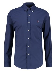 Polo Ralph Lauren SLIM FIT  Koszula observer blue