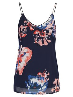 Vero Moda VMYES NILLY Top ombre blue/nanna