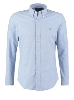 Polo Ralph Lauren SLIM FIT Koszula blue