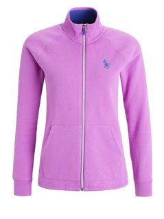 Polo Ralph Lauren Golf Bluza rozpinana port royal pink