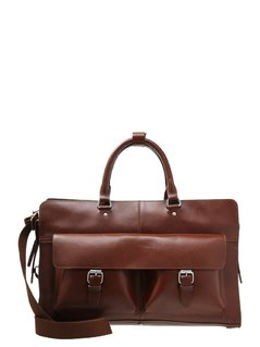 Pier One Torba weekendowa antique cognac
