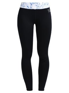 Elle Sport DEEP TRIO  Legginsy blue