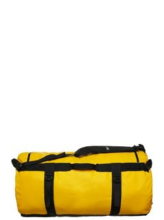 The North Face BASE CAMP DUFFEL XL Torba podróżna summit gold/black