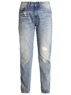 GStar MIDGE SADDLE BOYFRIEND  Jeansy Relaxed fit hawking denim